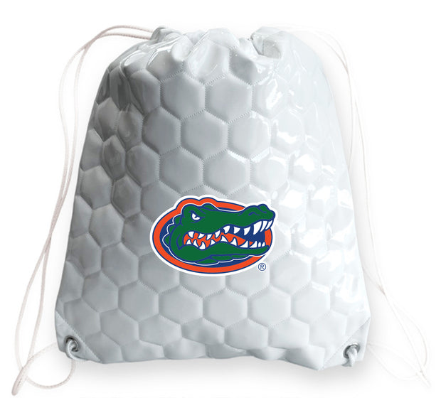 Florida Gators Soccer Drawstring Bag