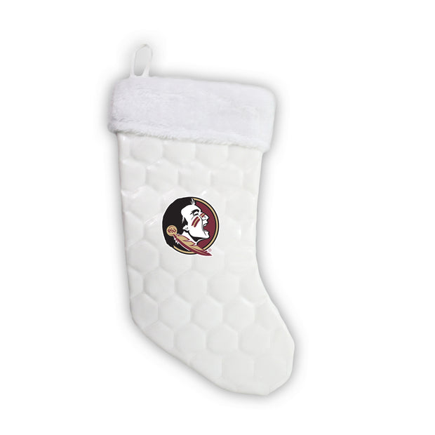 "Florida State Seminoles 18"" Soccer Christmas Stocking"
