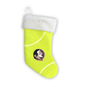 "Florida State Seminoles 18"" Tennis Christmas Stocking"
