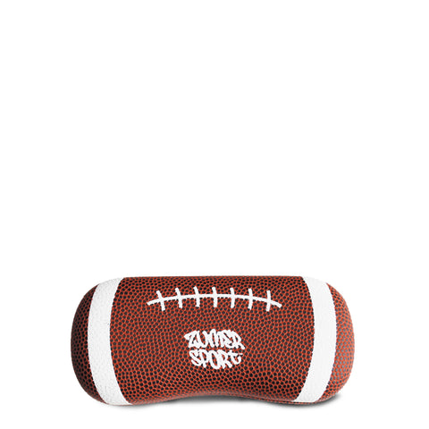 glasses case that looks like a football