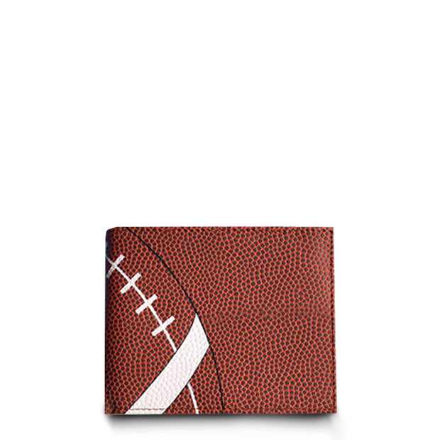 football material wallet for men