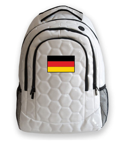 Germany National Pride Soccer Backpack