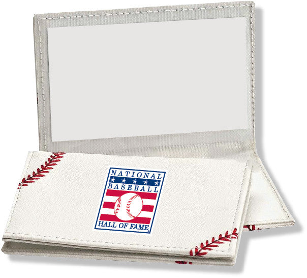Hall of Fame Baseball Business Card Holder