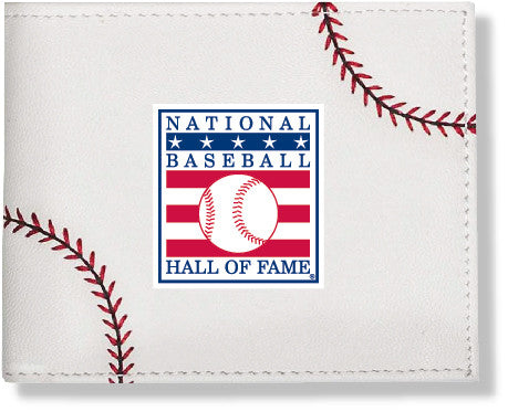 Hall of Fame Baseball Men's Wallet