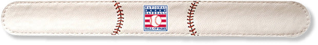 Hall of Fame Baseball Slap Bracelet