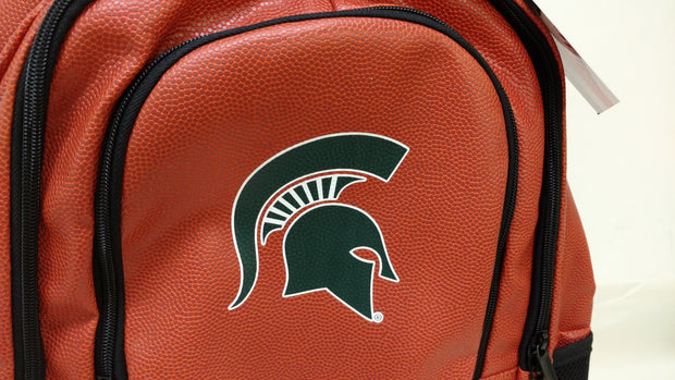 Michigan State Spartans Basketball Backpack