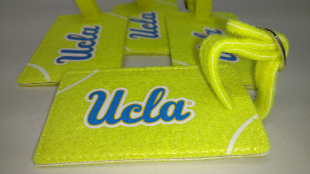 UCLA Bruins Tennis Luggage Tag