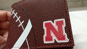 Nebraska Cornhuskers Football Men's Wallet