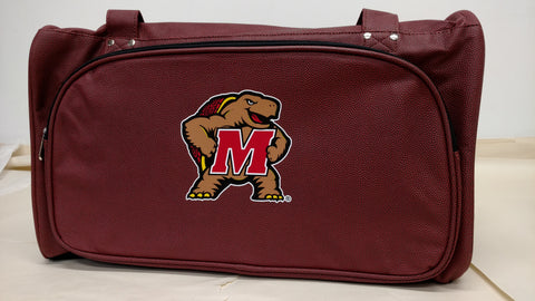 Maryland Terrapins Football Duffel Bag