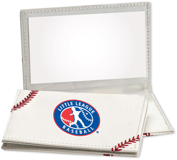 Little League Baseball Business Card Holder
