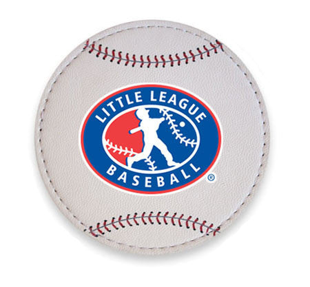 Little League Baseball Coaster