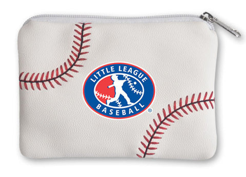 Little League Baseball Coin Purse
