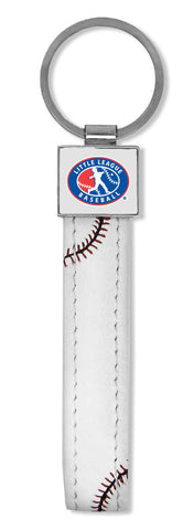 Little League Baseball Keychain