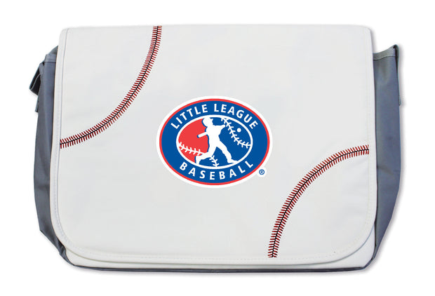 Little League Baseball Messenger Bag