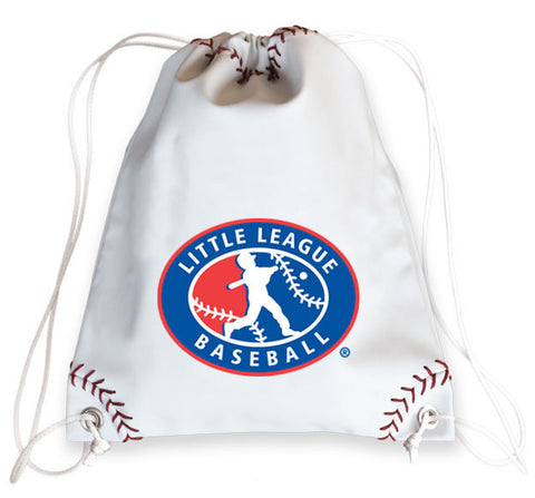 Little League Baseball Drawstring Bag