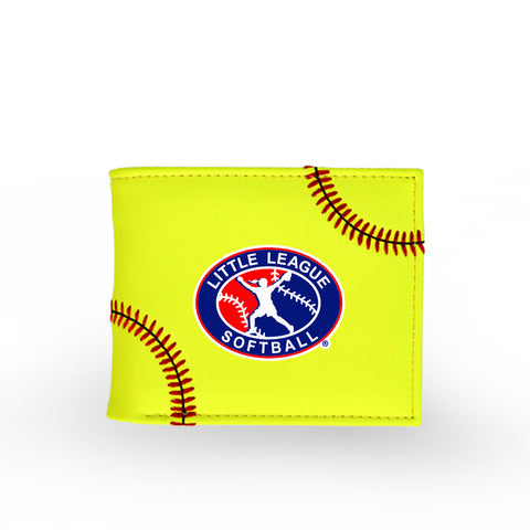 Little League Softball Men's Wallet