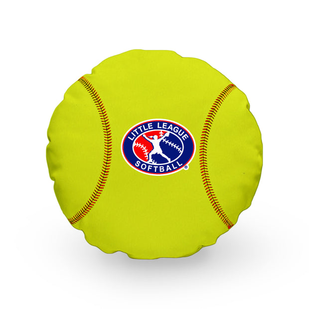 Little League Softball Pillow