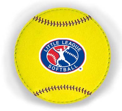 Little League Softball Coaster