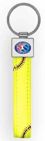 Little League Softball Keychain