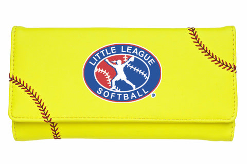 Little League Softball Women's Wallet
