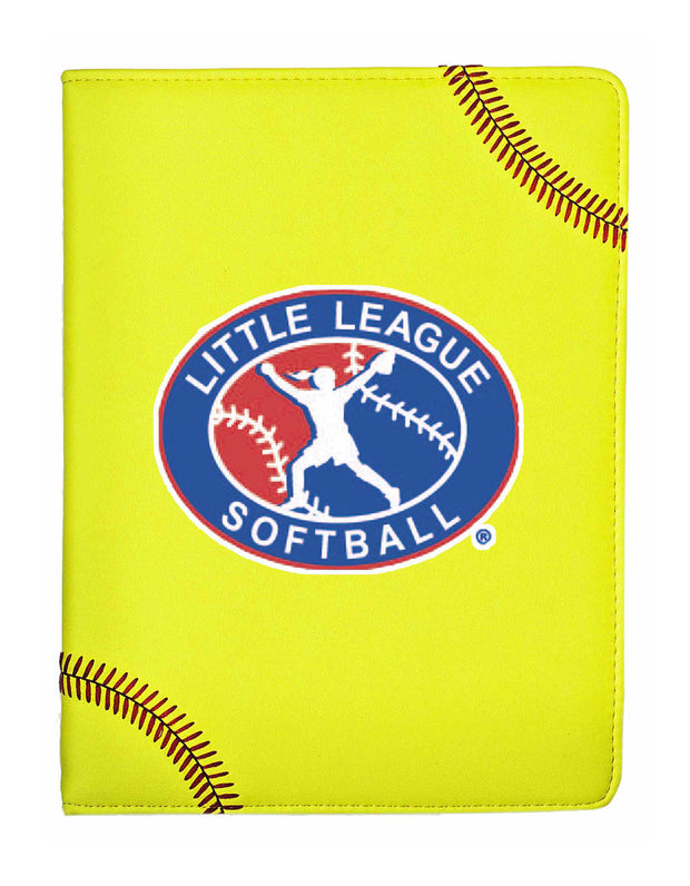 Little League Softball iPad Mini Cover
