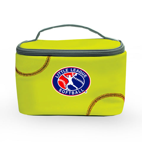 Little League Softball Insulated Lunch Box
