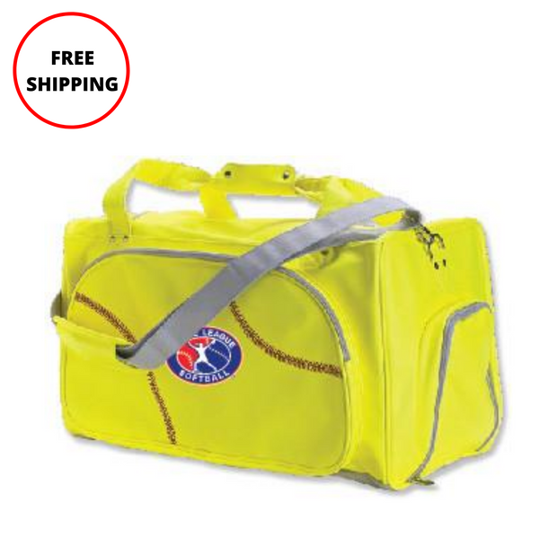 Little League Softball Duffel Bag