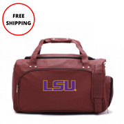 LSU Tigers Football Duffel Bag