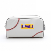 LSU Tigers Baseball Toiletry Bag