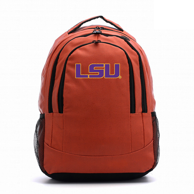 LSU Tigers Basketball Backpack