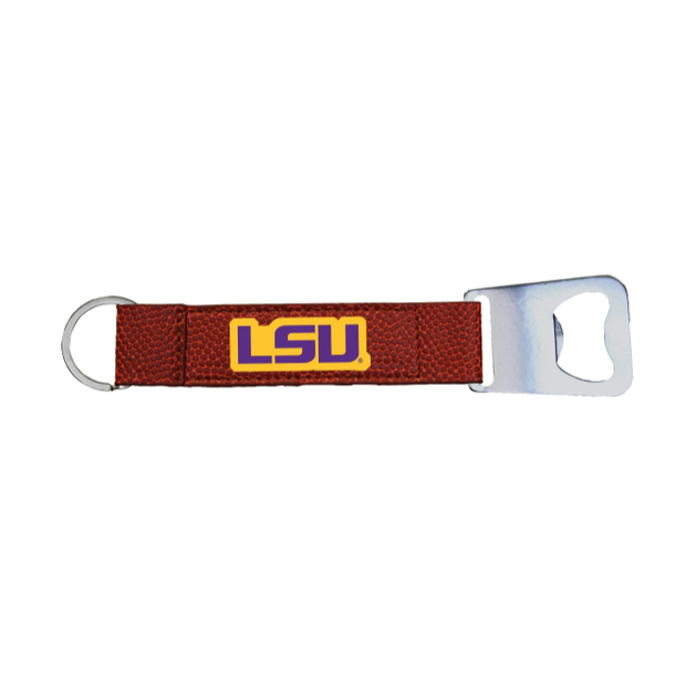 LSU Tigers Basketball Bottle Opener