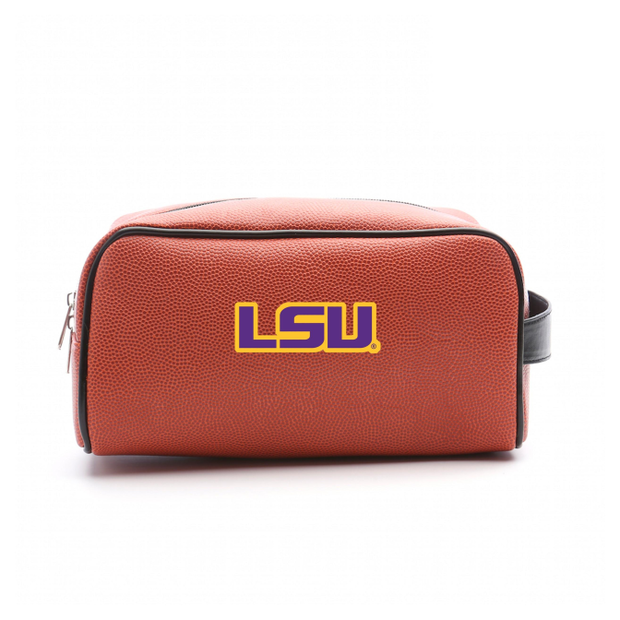 LSU Tigers Basketball Toiletry Bag