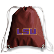 LSU Tigers Football Drawstring Bag