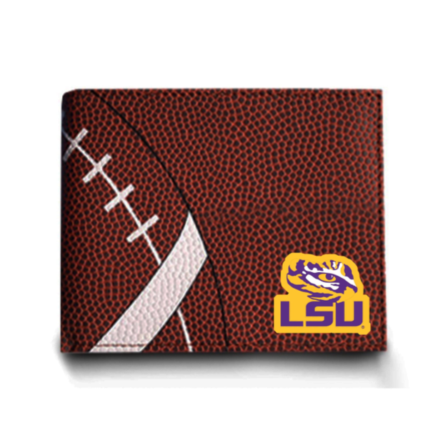 LSU Tigers Football Men's Wallet