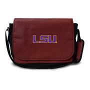 LSU Tigers Football Messenger Bag
