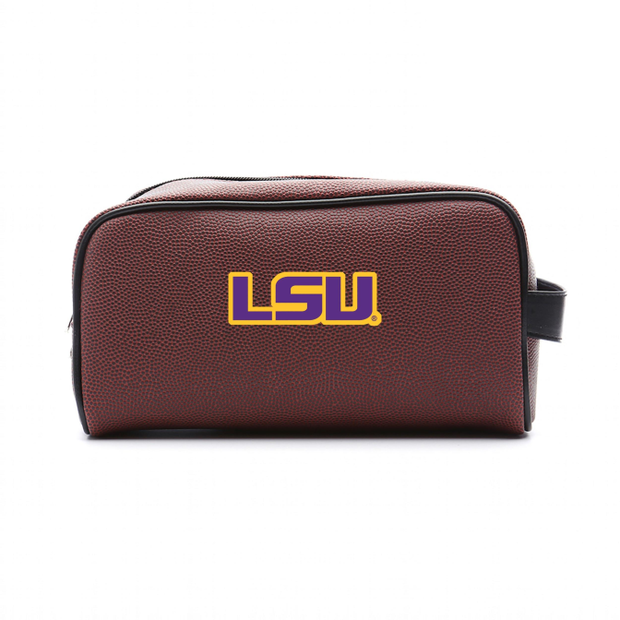 LSU Tigers Football Toiletry Bag