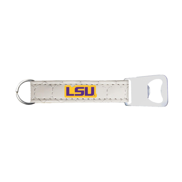 LSU Tigers Soccer Bottle Opener