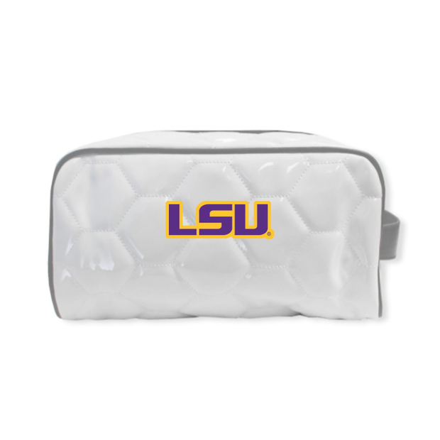 LSU Tigers Soccer Toiletry Bag