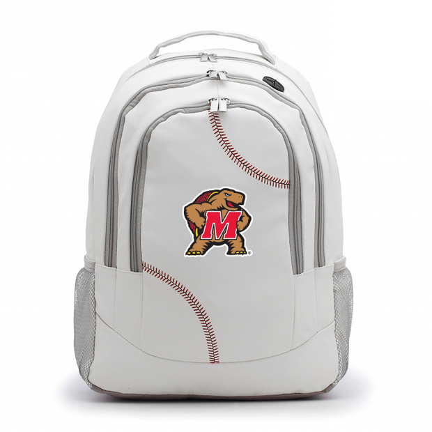 Maryland Terrapins Baseball Backpack