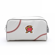 Maryland Terrapins Baseball Toiletry Bag