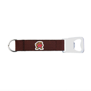 Maryland Terrapins Football Bottle Opener