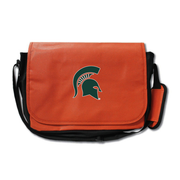 Michigan State Spartans Basketball Messenger Bag