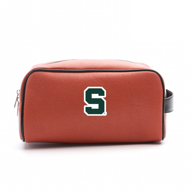 Michigan State Spartans Basketball Toiletry Bag