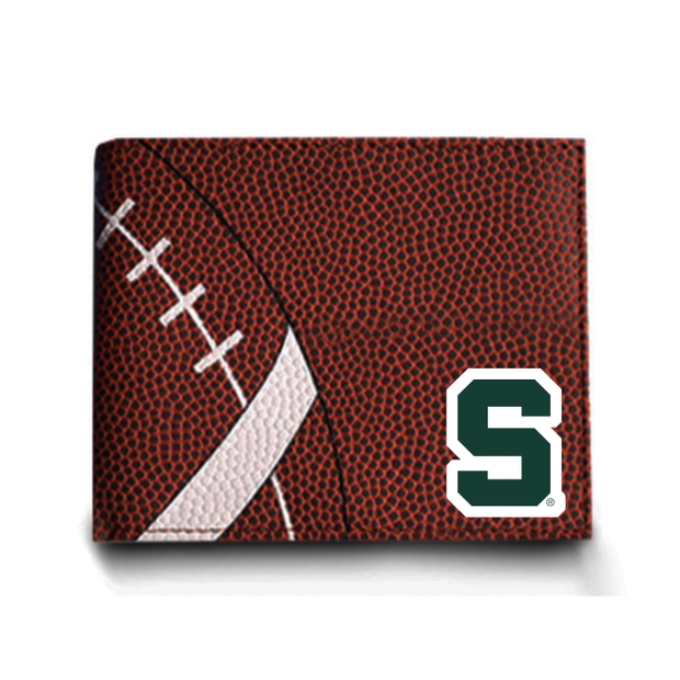 Michigan State Spartans Football Men's Wallet