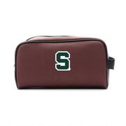 Michigan State Spartans Football Toiletry Bag