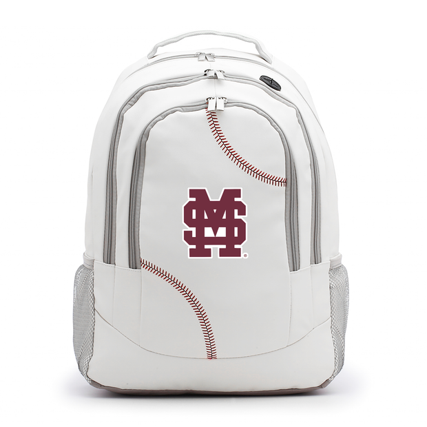 Mississippi State Bulldogs Baseball Backpack