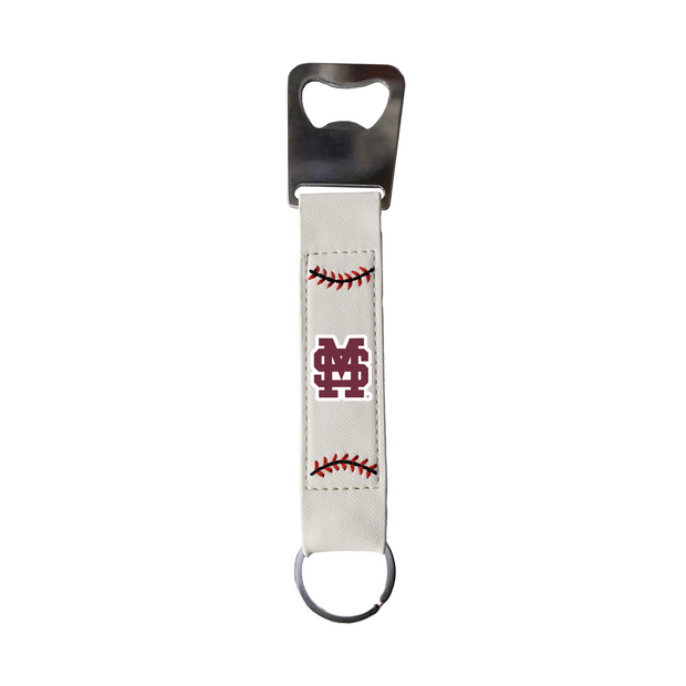 Mississippi State Bulldogs Baseball Bottle Opener