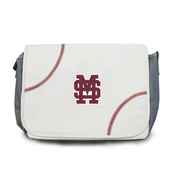 Mississippi State Bulldogs Baseball Messenger Bag