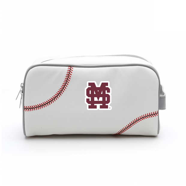 Mississippi State Bulldogs Baseball Toiletry Bag