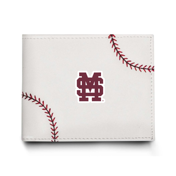 Mississippi State Bulldogs Baseball Men's Wallet